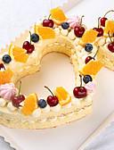 זול להקות Smartwatch-3pcs פלסטי חג האהבה Cake עוגות Moulds כלי Bakeware
