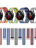 זול להקות Smartwatch-צפו בנד ל Huami Amazfit A1602 / הואמי Xiaomi רצועת ספורט בד / ניילון רצועת יד לספורט