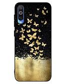 Недорогие Чехол Samsung-Кейс для Назначение SSamsung Galaxy Galaxy A10 (2019) / Galaxy A30 (2019) / Galaxy A50 (2019) Защита от удара / С узором Кейс на заднюю панель Бабочка Мягкий ТПУ