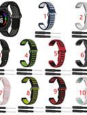 hesapli Smartwatch Bantları-Watch Band için Approach S6 / Approach S5 / Approach S20 Garmin Spor Bantları Silikon Bilek Askısı