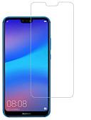 זול מגן מסך נייד-HuaweiScreen ProtectorHuawei P20 lite (HD) ניגודיות גבוהה מגן מסך קדמי יחידה 1 זכוכית מחוסמת