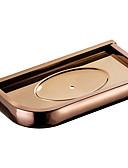 זול מחזיקים ומרכבים-זהב ורדים& מחזיקי חדש עיצוב מודרני / עכשווי פליז 1pc - אמבטיה / אמבטיה אמבטיה מלון רכוב