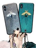 זול מגנים לאייפון-מארז iPhone Xs / iPhone XR / iPhone XS מקס / iPhone 8 / iPhone 8 פלוס / iPhone 7 פלוס / iPhone X / iPhone 7 / iPhone 6s פלוס / iPhone 6s / 6 דפוס shockproof לכסות את הגב סיליקון