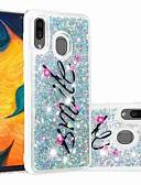 זול מארז Samsung-(2019) / a7 (2018) תבנית / שקוף / זורם נוזל כיסוי אחורית נצנצים ברק tpu רך עבור גלקסיה a30 (2019) / גלקסיה a50 (2019) / Samsung galaxy a20 (2019)