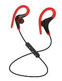 Недорогие Чехлы для телефонов-litbest большой рог беспроводная гарнитура Bluetooth спортивные силиконовые наушники дизайн Hi-Fi звук HD голосовой вызов спортивные наушники Bluetooth