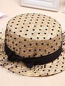 זול ילדים כובעים ומצחיות-S / L בז' כובעים ומצחיות תחרה / פפיון / מסוגנן אחיד / מנוקד וינטאג' / פעיל / בסיסי בנות ילדים / פעוטות