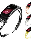 זול להקות Smartwatch-צפו בנד ל Gear Fit Pro Samsung Galaxy פרפר באקל מתכת אל חלד רצועת יד לספורט