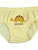 זול סטים של ביגוד לתינוקות-תחתונים וגרביים כותנה דפוס בנים תִינוֹק / פעוטות
