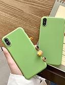 זול מגנים לאייפון-מארז iPhone xr / iPhone xs מקס דפוס / כפור אחורה כיסוי לב רך tpu עבור iPhone 6 6 פלוס 6s 6s פלוס 7 8 7 פלוס 8 x xs