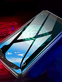 זול מגן מסך נייד-XIAOMIScreen ProtectorXiaomi Mi 6X(Mi A2) (HD) ניגודיות גבוהה מגן מסך קדמי יחידה 1 זכוכית מחוסמת