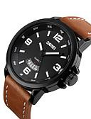 זול חליפות לנושאי הטבעת-SKMEI®9115 איש אישה חכמים שעונים Android iOS WIFI עמיד במים ספורטיבי המתנה ארוכה Smart לוח שנה אזור זמן כפול