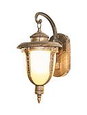 זול שולחנות מתקפלים-פמוט קיר בחוץ תאורה קיר אלומיניום מנורת קיר חצר גינה וילה תאורה