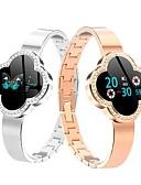 halpa Smartwatch-nauhat-fitness tracker naisten älykello miehet smartwatch vedenpitävä rannerengas sykemittari urheilu ranneke android ios