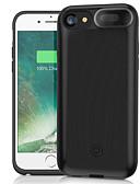 Недорогие Внешние аккумуляторы-6000 mAh Назначение Внешняя батарея Power Bank 5 V Назначение Назначение Зарядное устройство Кейс со встроенной батареей для iPhone LED