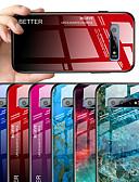 זול מגנים לטלפון-נרתיק לסמסונג גלקסי s10 s10e s10 בתוספת מראה מקרי גוף מלא שיפוע צבע tpu זכוכית מחוסמת s9 s9 פלוס