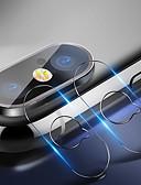 זול מגני מסך ל-iPhone-מגן מסך עבור iPhone XS iPhone / iPhone XR / iPhone XS מקס / x מזג זכוכית 1 PC מצלמה עדשה מגן High Definition (HD) / 9h קשיות / הוכחה פיצוץ
