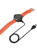 זול להקות Smartwatch-Smartwatch Charger / מטען מהיר / עמדה עם הטענה מטען USB USB עם כבל 5 A DC 5V ל Huami Amazfit A1602