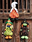 hesapli Mini Elbiseler-Tatil Süslemeleri Cadılar Bayramı Süslemeleri Dekoratif Objeler Dekorotif desen 1pc