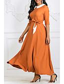 זול שמלות במידות גדולות-מידי שמלה סווינג אלגנטית בגדי ריקוד נשים