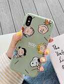 זול מגנים לטלפון-מגן עבור Huawei Huawei P20 / Huawei P20 Pro / Huawei P30 תבנית כיסוי אחורי אנימציה TPU