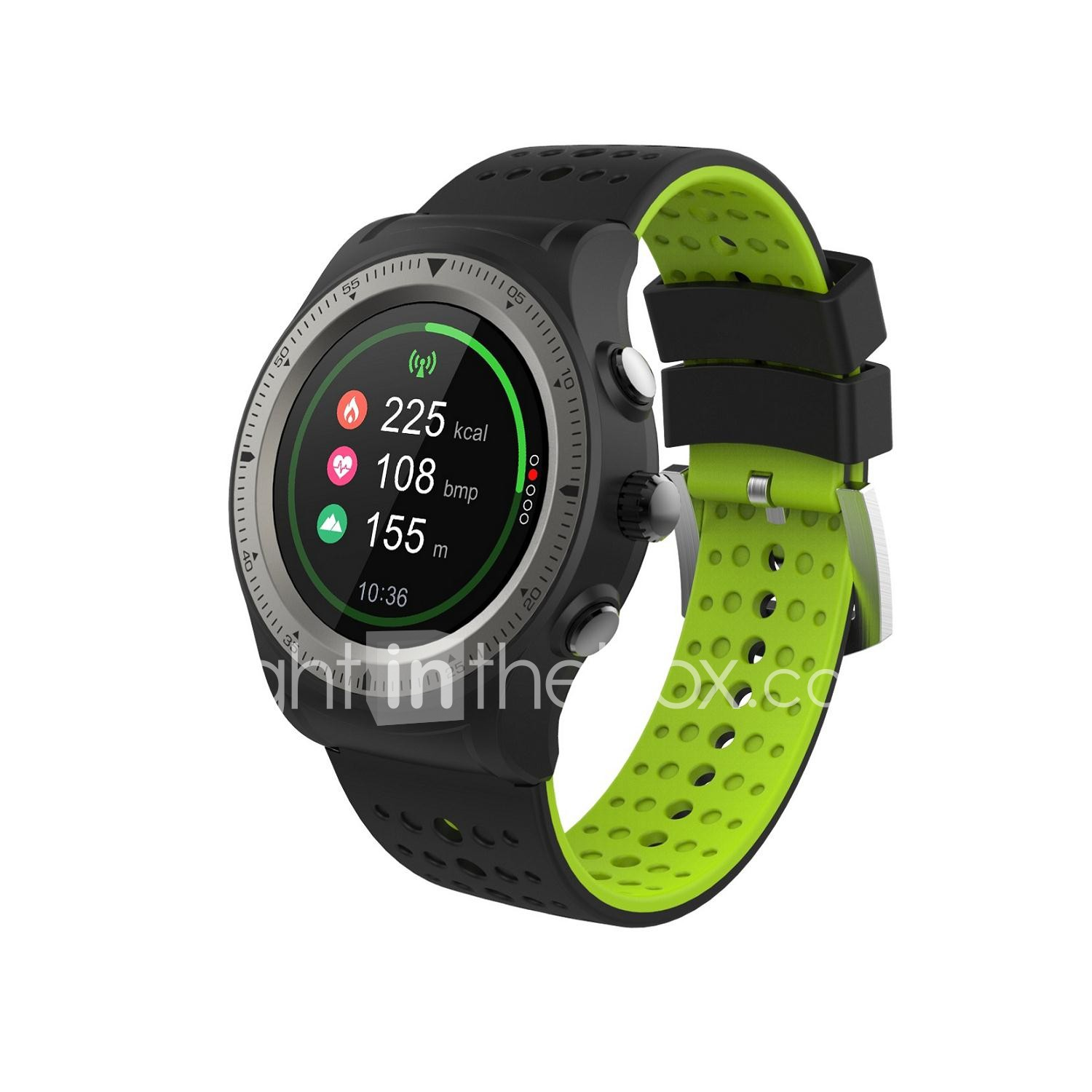 Oplayer SW1304H GPS Smart Watch with Multi-Sport HR 6373701