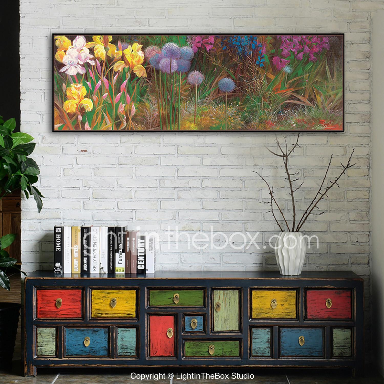 Paisaje Floral/Botánico Ilustraciones Arte de la pared,Kunststoff ...