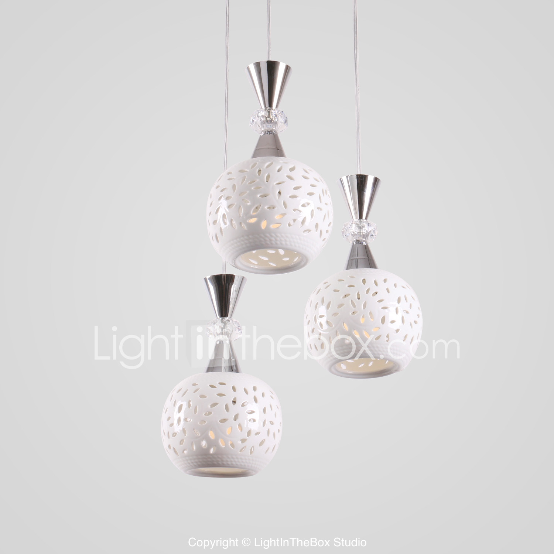 Photo by Supplier 3 Light Cluster Pendant Light