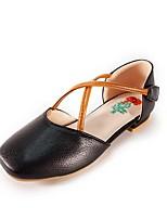 3b17a96b1c391 abordables Zapatos de Niños-Chica Zapatos Cuero Sintético Primavera Confort  Bailarinas para Niños   Adolescente