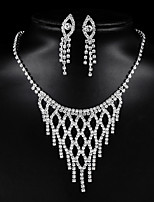 323b5499966d abordables Joyería para Boda y Fiesta-Mujer Conjunto de joyas Elegante