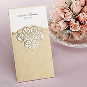 Envuelve y Guarda Invitaciones De Boda Tarjetas de invitación Estilo clásico Papel decorado 22 x 12cm