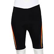 Kooplus Pantalones Acolchados de Ciclismo Hombre Bicicleta Shorts/Malla corta Prendas de abajo Ropa para Ciclismo Listo para vestir