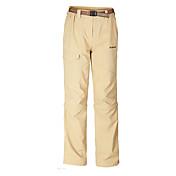 Pantalones de caza Mantiene abrigado Secado rápido Resistente al Viento Listo para vestir Mujer Pantalones/Sobrepantalón para Camping y
