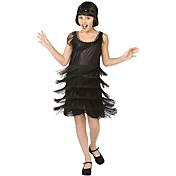 Chica de la aleta Disfrace de Cosplay Ropa de Fiesta Niños Halloween Año Nuevo Día del Niño Festival / Celebración Disfraces de Halloween