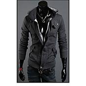 Ynk hombres Escudo de moda para adelgazar (gris oscuro)