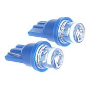 T10 Coche Azul Luz Instrumental Luz Para La Placa del Coche Luz de Direccional Luz de Freno