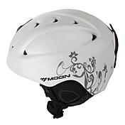 MOON スキーヘルメット 男性用 女性用 ロードバイク サイクリング スノースポーツ スキー スノーボード マウンテン ハーフシェル 軽量 CE
