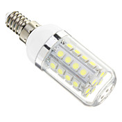 E14 Bombillas LED de Mazorca 36 leds SMD 5050 Blanco Fresco 480lm 6000-6500K AC 100-240V