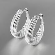 Náušnice Visací náušnice Šperky 2pcs Postříbřené Dámské Stříbrná