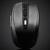 6キー1600DPIの高性能ワイヤレス2.4Gゲーミングマウス