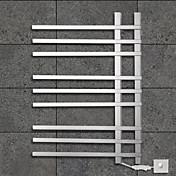 タオルウォーマー コンテンポラリー ステンレス鋼 ステンレススチール