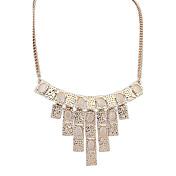 女性のファッションの新しいエレガントな古代パンクネックレス