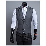 コトンのメンズ冬のスタイルのファッション快適なスーツのチョッキ