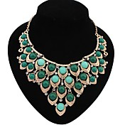 Statement Women's Europe And America Style Classics Exaggerate Elegant Necklace