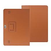 10. Huawei社mediapad 2タブレットPCのカバーのためのPUレザーを持つ ''ライチパターンフルボディケース