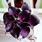 mini horseholies flores artificiales decoración del hogar boda suministro