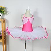 Ropa de Baile para Niños / Ballet Vestidos Algodón / Licra / Tul Sin Mangas
