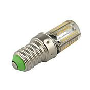 2.5W E14 LEDコーン型電球 T 64 LEDの SMD 3014 温白色 クールホワイト 200-250lm 2800-3500/6000-6500K 交流220から240V