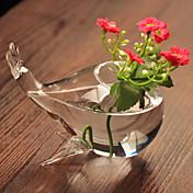 花瓶(ホワイト,ガラス) -ガーデンテーマ 無し 花