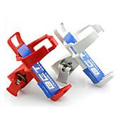 Otros / Jaula de la botella de agua Ciclismo Recreacional / Ciclismo / Bicicleta / BMX Sintético / Acero Blanco / Negro / Rojo