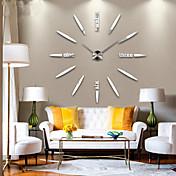 コンテンポラリー ハウス型 家族 壁時計 クロック